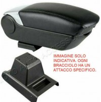 BRACCIOLO CENTRALE CONSOLLE Armrest 2 prese USB Renault Megane II 10/02 > 10/08